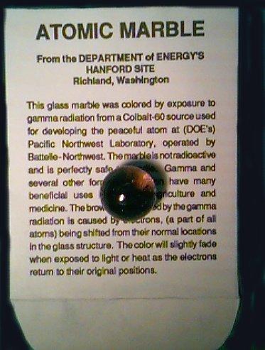 Atomic Marble